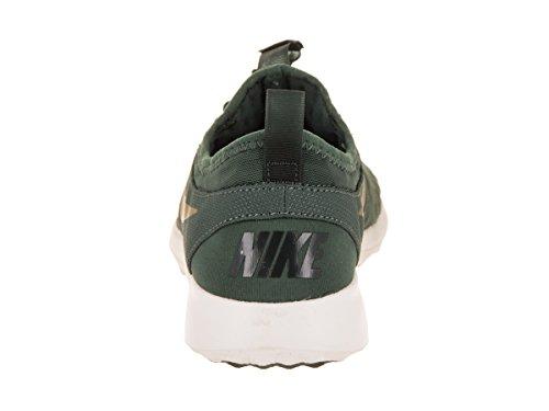 Nike Womens Juvenate Löparskor Vintage Grön / Metallic Fält / Utomhus Grön