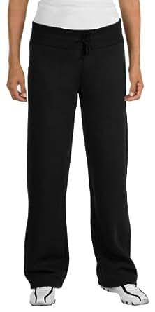 Sport-Tek NEW Ladies Fleece Pant, Black, XXX-Large
