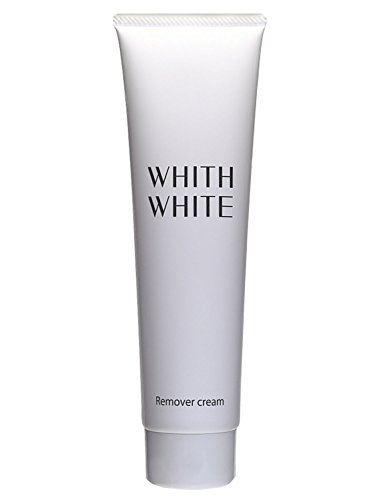 WHITH WHITE Hair Removal Cream for Women, Made in Japan 日本, Pubic Area Armpit Arm Chest Leg Hair, 3oz(150g) by WHITH WHITE