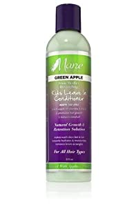 The Mane Choice Kids Green Apple Fruit Medley Detangling Leave In Conditioner