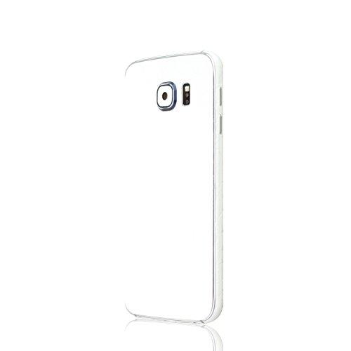 AppSkins Rückseite/Seitenteile Samsung Galaxy S6 Alligator white
