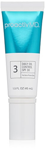 ProactivMD Daily Oil Control SPF 30, 1.5 - Oil Treatment Control
