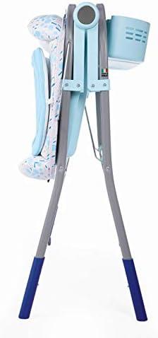 10 kg Ba/ñera cambiador compacta 2en1 Chicco Cuddle/&Bubble color azul Dusty Green