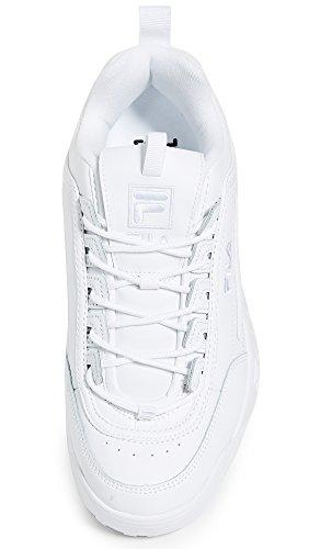 2029 Ii White Femme Fila5fm00002 silver Premium Disruptor Pz8wqWqfZS