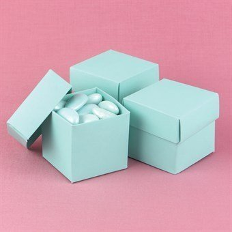 BalsaCircle 100 2 pieces Wedding Party Cute Favors Gift Boxes with Lids - -