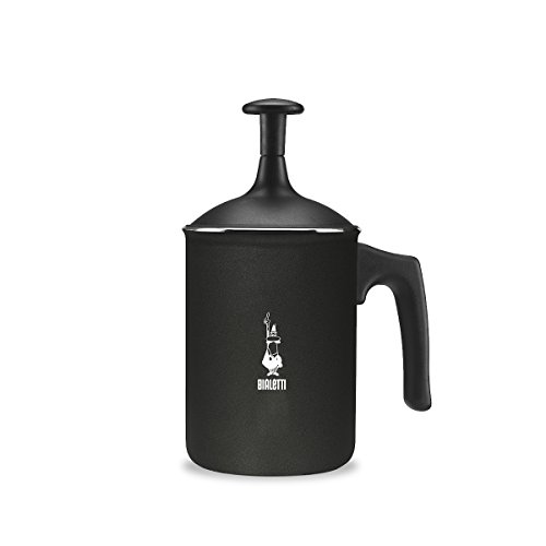 Bialetti 00AGR395 Tutto Crema Milk Frother, Black by Bialetti