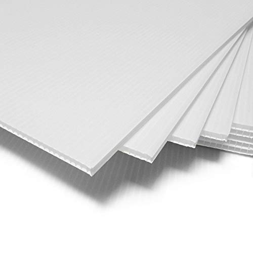 T-SIGN Corrugated Plastic Sheets