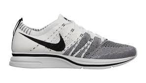 06a9eaf13d423 ... Nike flyknit trainer+ black white size uk 10.5 Kanye West 532984 100 ...