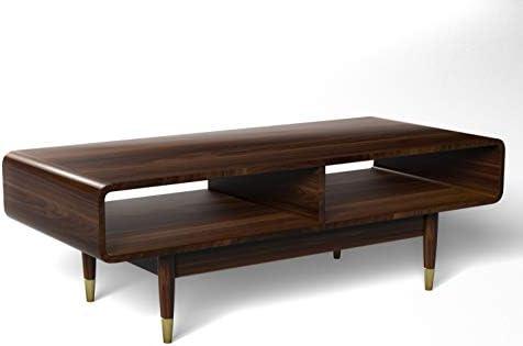 Posh Pollen Diego Living Room Furniture Mid-Century Coffee Table