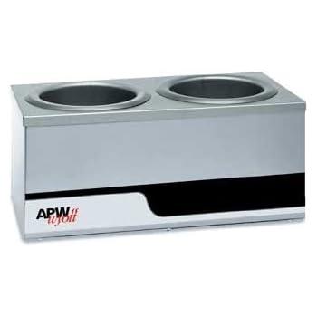 Amazon.com: APW Wyott w-9 Countertop Alimentos Pan eléctrico ...