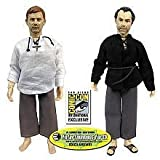Lost SDCC Exclusive 8 inch Figures - Jacob and Man in Black by Bif Bang Pow!