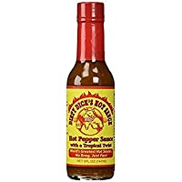 DIRTY DICKS Hot Sauce, 5 OZ