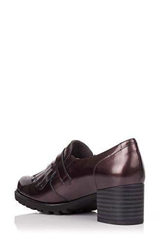 Abotinado Zapato Piel Pitillos Abotinado Zapato Pitillos De Piel De Pitillos FIfBTxqd