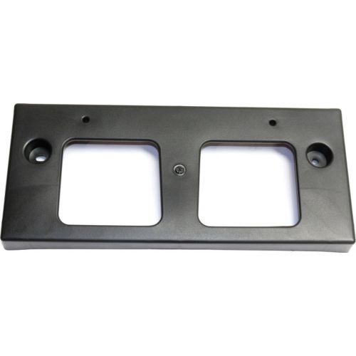 Make Auto Parts Manufacturing - FRONT LICENSE PLATE BRACKET; PLASTIC - NI1068130