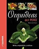 img - for Orquideas del Peru (Spanish Edition) book / textbook / text book