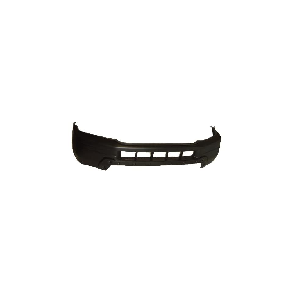 OE Replacement Honda Pilot Front Bumper Cover (Partslink Number HO1000208)