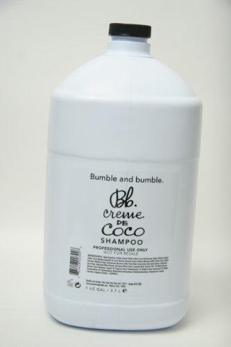 Bumble and Bumble Creme De Coco Shampoo Professional Size Gallon