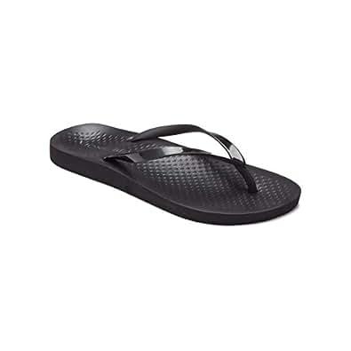 Vionic Womens H344NOOSA Beach Noosa Black Size: 5