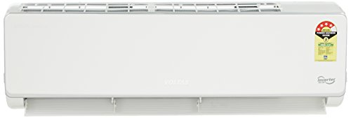 Voltas 1.5 Ton 4 Star Inverter Split AC (Copper, 184V SZS, White)