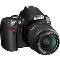 Nikon D40 with AF-S DX Zoom-Nikkor 18-55mm f/3.5-5.6G ED II