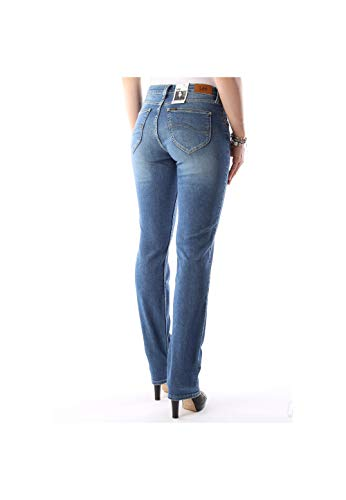 Donna Blu Lee Straight Jeans Marion wqttzX