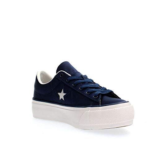 560988c Femme Ox Anq0w One Dress Blue Sneakers Converse Star Platform wukXZPilOT