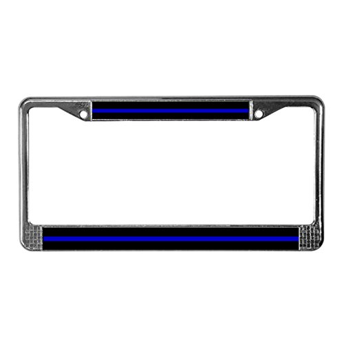 CafePress thin License Plate Frame