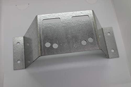 Eisen-Maenicke | Ersatzradhalter | Reserveradhalter Anhänger | 4-5 Loch