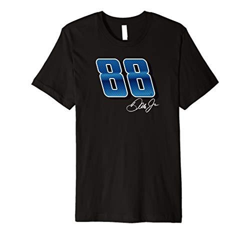 Dale Earnhardt Jr. 88 Blue T-Shirt - Apparel