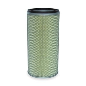 Long Life Outer Air Filter, L 18 1/2 In
