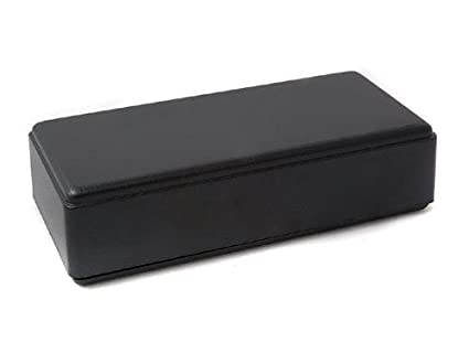 Set 5 Caja Plastico ABS Negro 121 * 31 * 56: Amazon.es: Industria, empresas y ciencia