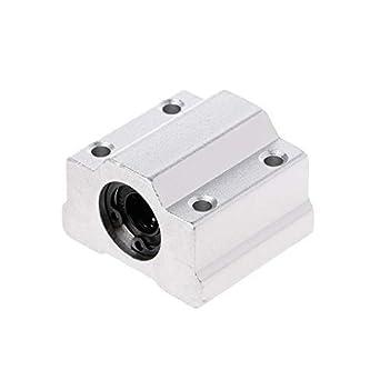 AiCheaX SCS8UU SCP8UU - Accesorios de impresora 3D Unidad de ...