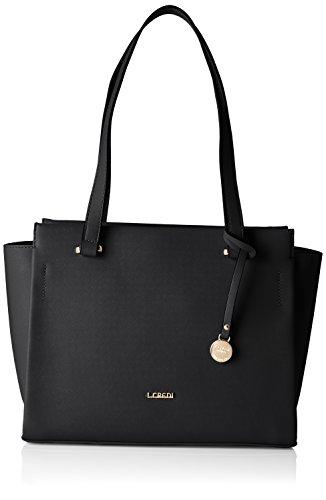 L.credi Yvonne - Handbag Black Woman (schwarz 1)