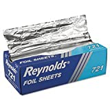 RFP721 - Reynolds Interfolded Aluminum Foil Sheets