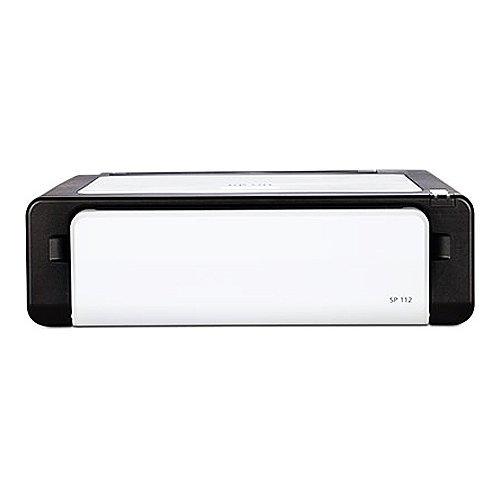 SP 112 16ppm 1200 x 600 DPI Monochrome Laser Printer
