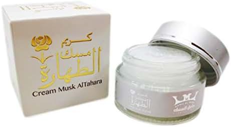 Cream Musk Al Tahara Saudi Altahara Perfume Women Fragrances Alcohol Free 20 gm