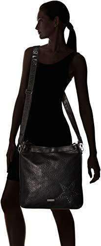 Schwarz Comb Hombro Bolso Jem black Tamaris Mujer De xnwz61AW4