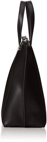 Tosca Blu Dandy - cartella Donna, Schwarz (Black), 14x26x35 cm (B x H T)
