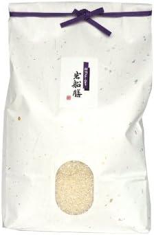 新潟産 無農薬米 コシヒカリ 玄米 3kg/新潟 米 合鴨農法