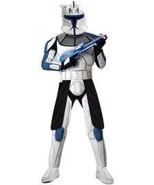 Making Costume Body Armor (Rubie's Costume Co. Men's Star Wars Clone Wars Deluxe Clone Trooper, Multi, X-Large)