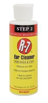 R-7 Ear Cleaner, 4 oz