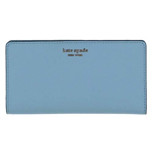 Kate Spade New York Cameron Large Slim Bifold Wallet (Seaside)