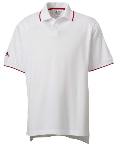 adidas Golf Men's ClimaLite� Tour Jersey Short-Sleeve Polo