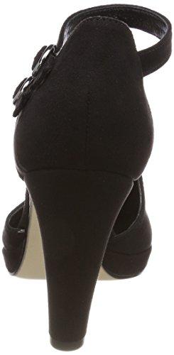 Gabor Women's Fashion Closed Toe Heels, Black Black (Schwarz 47)