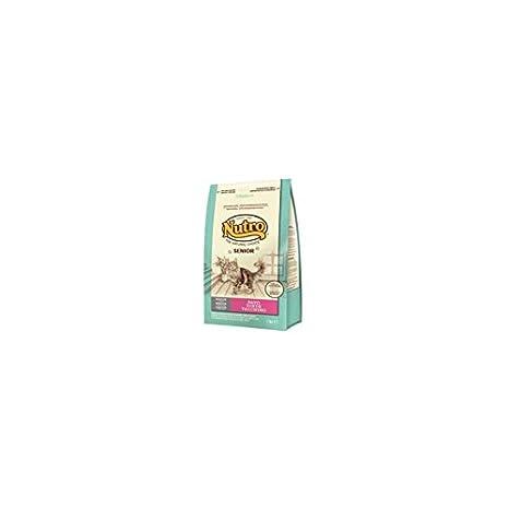 The Nutro Company Nutro - Pienso para Gatos Senior Pavo 1,5 kg: Amazon.es: Productos para mascotas