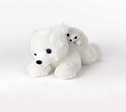 "Wishpets Stuffed Animal Soft Plush Toy for Kids 22/"" Soft Touch Alligator WHITE"