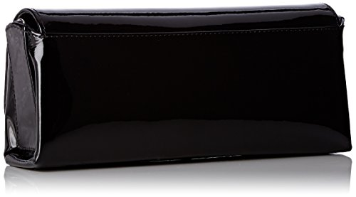 Unisa ZDREAM_17_PA, Clutch para Mujer, 6x10x22 cm (B x H x T) Negro (BLACK)
