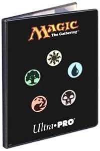 Ultra Pro 82457 - Carpeta para cartas intercambiables Magic (9 bolsillos)