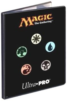 Ultra Pro 82457 - Carpeta para Cartas Intercambiables Magic ...