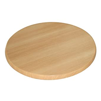 round table top. Bolero Round Table Top Beech 30X600mm Wood Kitchen Restaurant Cafe Dining